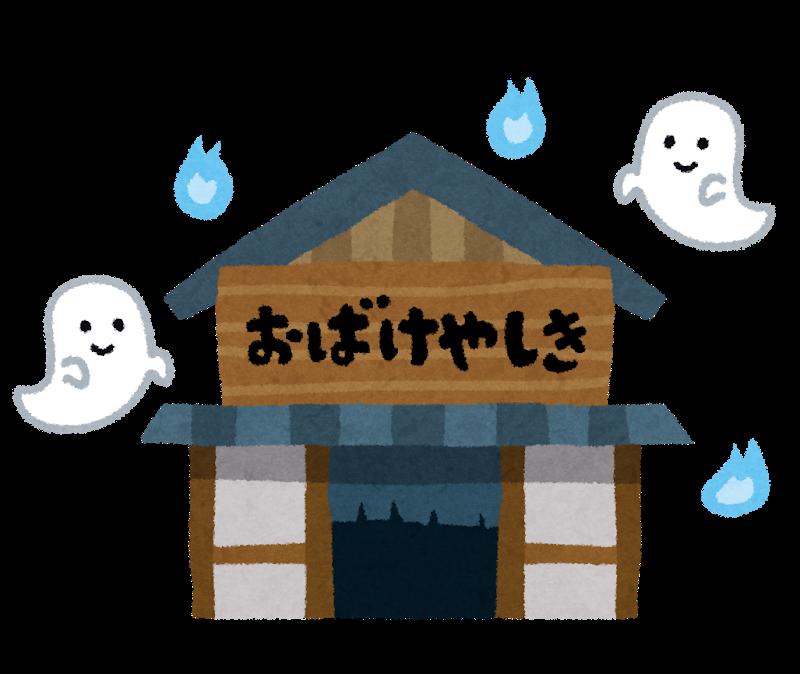画像:ホラーストーリーとは?怖いお化け屋敷の画像