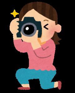 写真の撮られ方